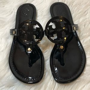 🎀Tory Burch Miller Sandals Size 8.5🎀